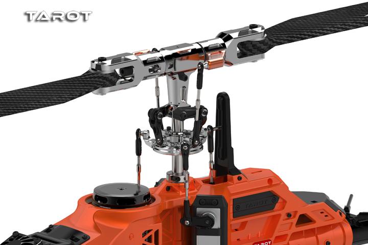 Tarot Mk600 Pro Size 3d Helicopter Kit Kits